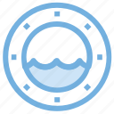 life donut, life ring, lifebelt, lifebuoy, lifesaver, ring buoy icon