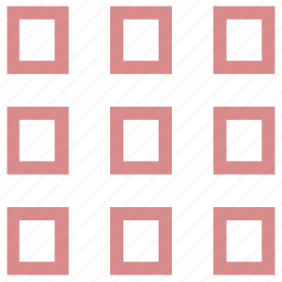 layout, layouting, square, square layouting, squares icon