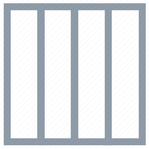 columns, layout, page design, pattern, plan icon