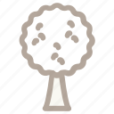 eco, ecologism, forest, natural, tree icon