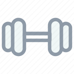 dumbbells, fitness, gym, gym exercise, halteres icon