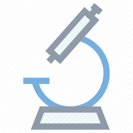 experiment, lab equipment, laboratory, microscope, research icon