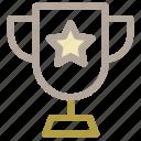 award, prize, reward, trophy, winning cup