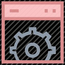 cog, cog wheel, gear, lcd setting, options, wheel icon