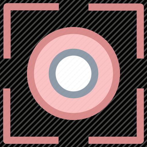 aim, focus, goal, interface, shooting icon