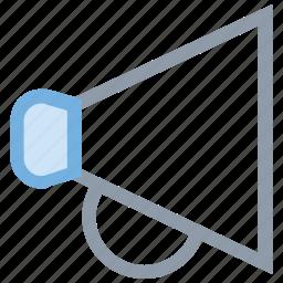advertising, alert, announcement, megaphone, sound icon