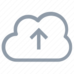 cloud computing, cloud network, up network, up sign, upload icon