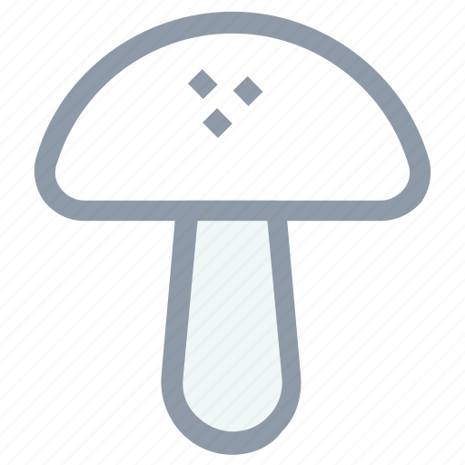 fungi, fungus, mushroom, oyster mushroom, vegetable icon