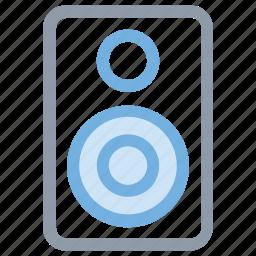 ios device, ipod, mp3 player, music player, walkman icon