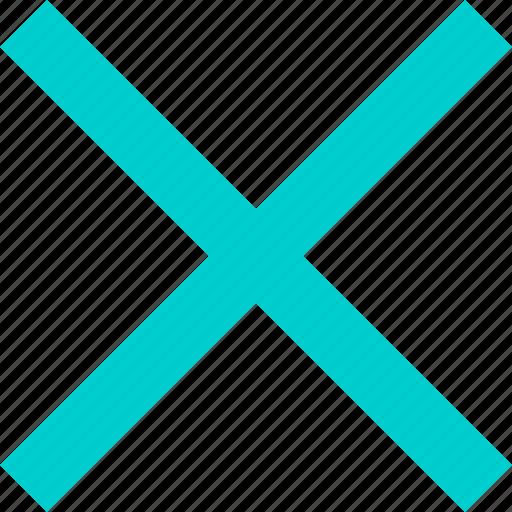 Cancel, close, delete, erase icon - Download on Iconfinder
