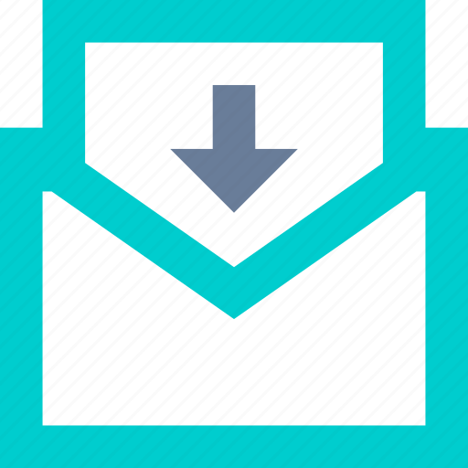 email, inbox, mail, message icon