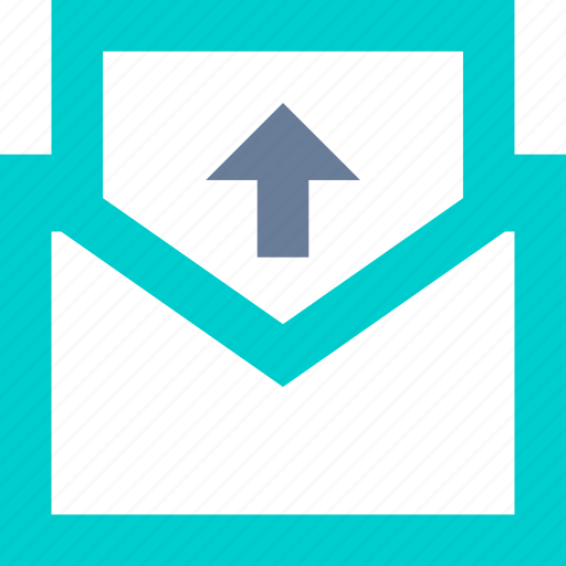 email, envelope, mail, sent icon