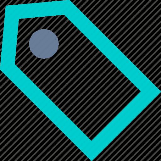 bookmark, favorite, mark, tag icon