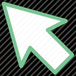 arrow, arrow direction, arrow pointing, cursor, mouse cursor icon