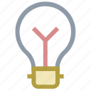 bright, bulb, bulb light, electricity, light, sparkle icon