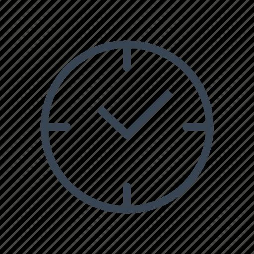 alarm, clock, office, time icon