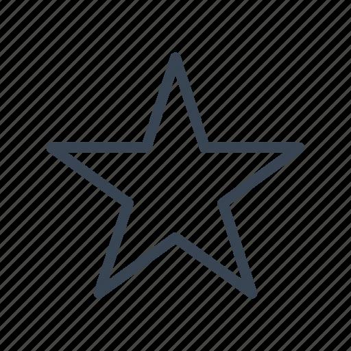 favorite, rank, rate, star, vote icon