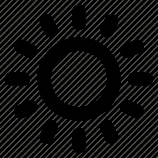 Planet, sun, sun rays, sunny, sunshine icon - Download on Iconfinder