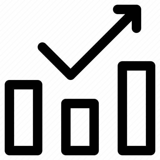 area chart, area graph, chart, statistics, stream graph icon