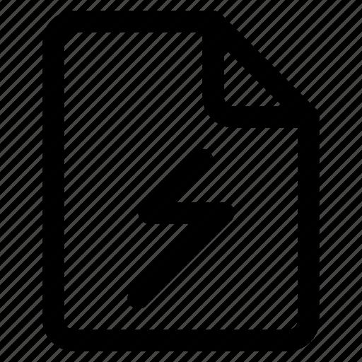 digital docs, e-document, electronic document, electronic media content, electronic paper icon