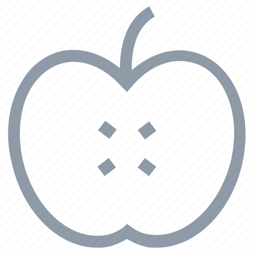 Apple, diet, food, fruit, healthy food icon - Download on Iconfinder