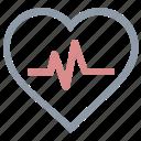 heart rate, heartbeat, lifeline, pulsation, pulse rate