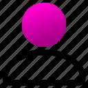 account, avatar, interface, person, profile, ui, user icon