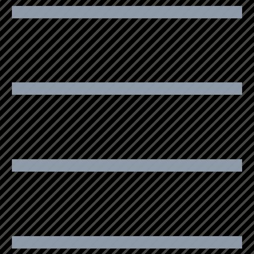line menu, lines, menu, menu options, text document icon