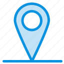 interface, location, map icon