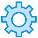 gear, interface, setting, user icon
