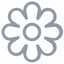 beauty, daisy, daisy flower, flower, nature icon