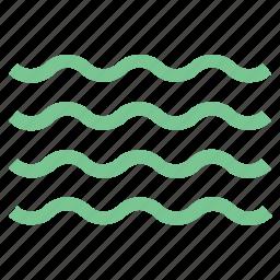 ocean, sea waves, water, water waves, waves icon