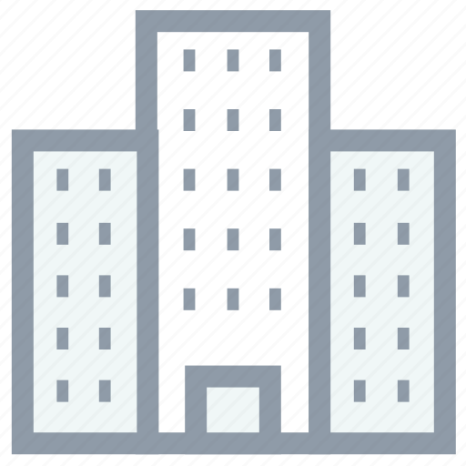 building, hotel, hotel building, lodge, real estate icon