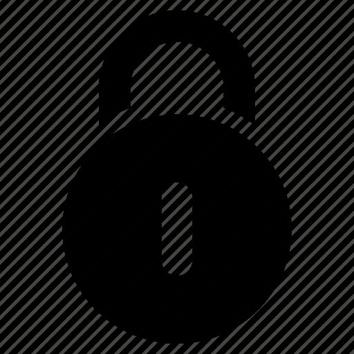 door lock, lock, padlock, retro lock, safety symbol icon