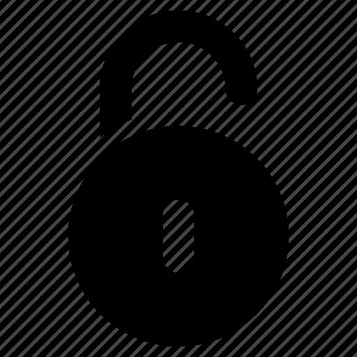 door lock, padlock, retro lock, safety symbol, unlock icon
