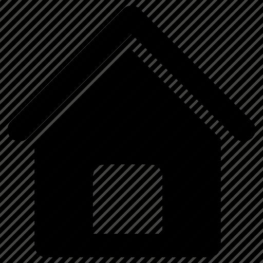 building, home, house, shack, villa icon