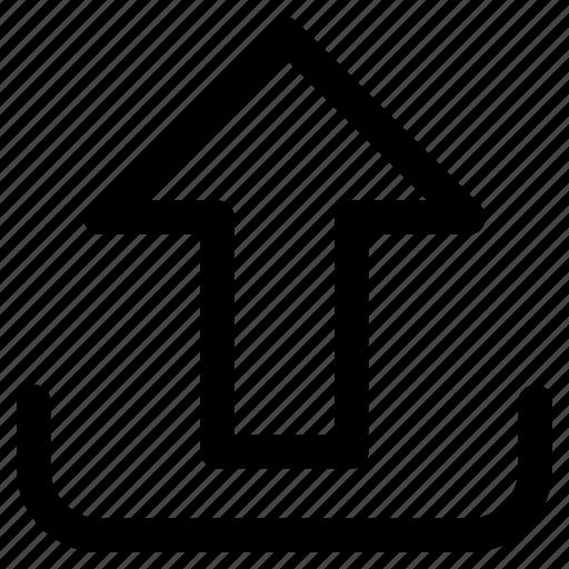 backing up, backup, data recovery, data restore, data upload icon