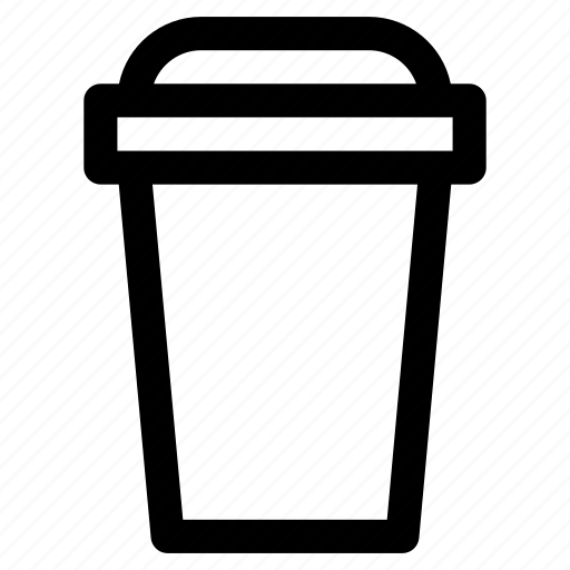 coffee, coffee cup, coffee takeaway, disposable coffee cup, paper coffee cup icon