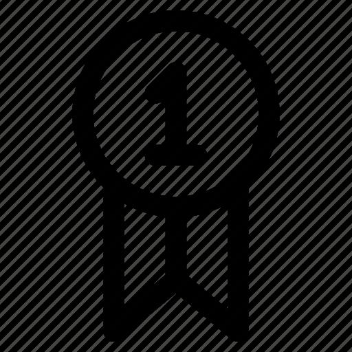 award badge, award ribbon badge, quality symbol, ribbon badge, winner badge icon