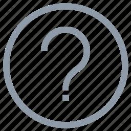 faq, faq sign, help, help symbol, question mark icon