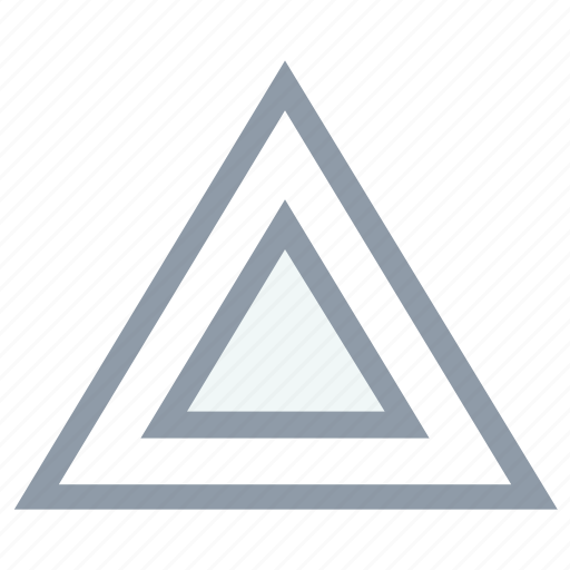 drawing, geometrical design, geometry shape, triangle shape, triangular shape icon