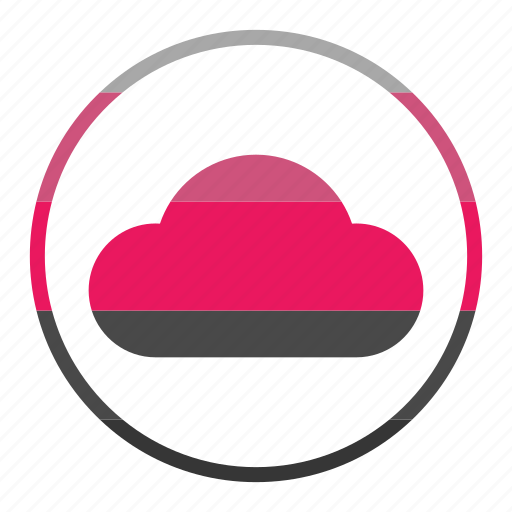 cloud, computing, storage, weather icon
