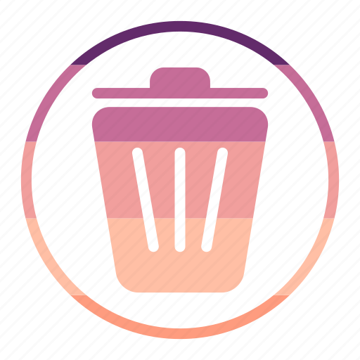 Trash, delete, garbage, recycle, remove icon - Download on Iconfinder