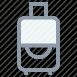 luggage, suitcase, travel, travel bag, traveling bag icon