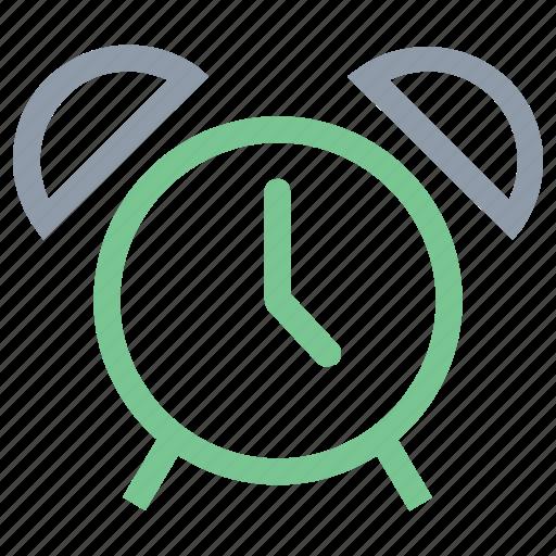 alarm clock, clock, retro timer, timepiece, timer icon