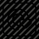 userinterface, refresh, reload, sync, arrow
