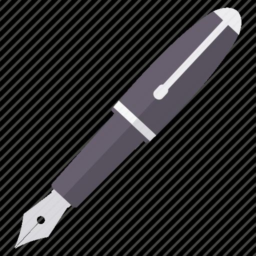 ink, pen icon