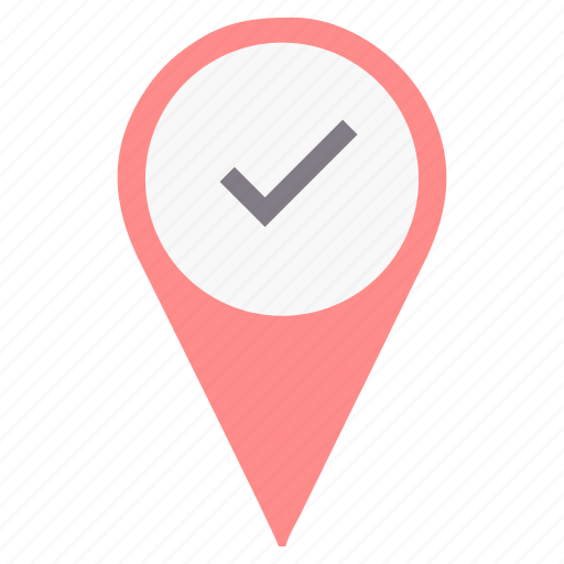 gps, location icon