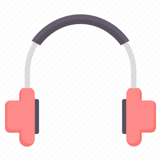 earphone, head, phone icon