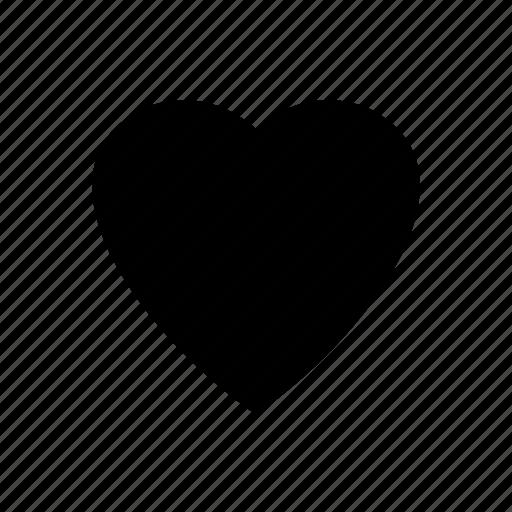 heart, interface, internet, user, web icon